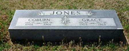 JONES, GRACE - Chautauqua County, Kansas   GRACE JONES - Kansas Gravestone Photos