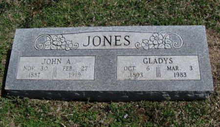 JONES, GLADYS - Chautauqua County, Kansas | GLADYS JONES - Kansas Gravestone Photos
