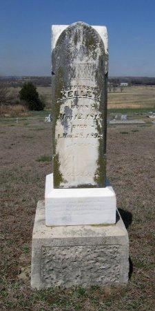 KELLEY, JEFFERSON - Chautauqua County, Kansas | JEFFERSON KELLEY - Kansas Gravestone Photos