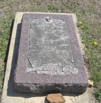 KELLY, JASON CARL - Chautauqua County, Kansas   JASON CARL KELLY - Kansas Gravestone Photos