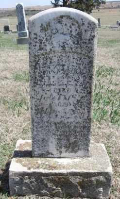 LEE, BENNIE - Chautauqua County, Kansas   BENNIE LEE - Kansas Gravestone Photos
