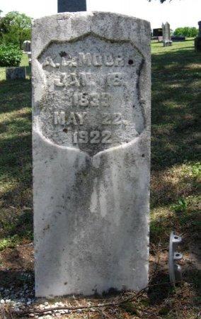 MOORE, A G - Chautauqua County, Kansas   A G MOORE - Kansas Gravestone Photos