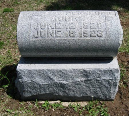 MOORE, RACHEL GEARLDINE - Chautauqua County, Kansas   RACHEL GEARLDINE MOORE - Kansas Gravestone Photos
