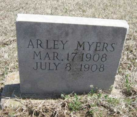 MYERS, ARLEY - Chautauqua County, Kansas   ARLEY MYERS - Kansas Gravestone Photos