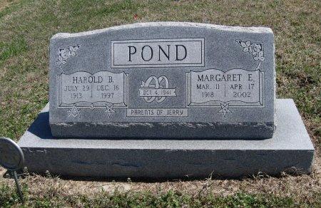 LEONARD POND, MARGARET EMMA - Chautauqua County, Kansas | MARGARET EMMA LEONARD POND - Kansas Gravestone Photos