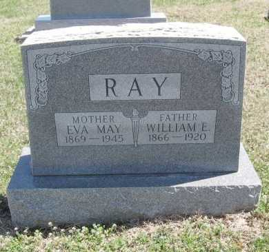 RAY, WILLIAM E - Chautauqua County, Kansas | WILLIAM E RAY - Kansas Gravestone Photos