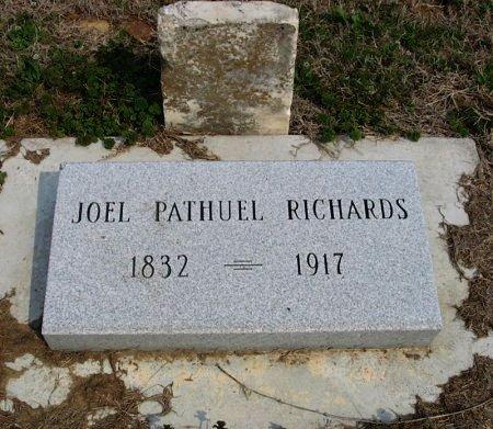 RICHARDS, JOEL PATHULL - Chautauqua County, Kansas   JOEL PATHULL RICHARDS - Kansas Gravestone Photos