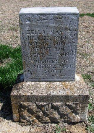 SCOTT, INFANT - Chautauqua County, Kansas   INFANT SCOTT - Kansas Gravestone Photos