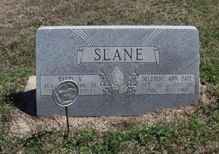 SLANE, DELPHINE ANN - Chautauqua County, Kansas | DELPHINE ANN SLANE - Kansas Gravestone Photos