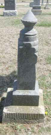 SMITH, AARON - Chautauqua County, Kansas   AARON SMITH - Kansas Gravestone Photos
