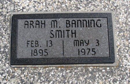 SMITH, ARAH M - Chautauqua County, Kansas   ARAH M SMITH - Kansas Gravestone Photos