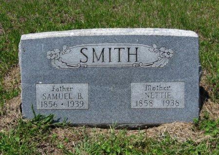 SMITH, SAMUEL B - Chautauqua County, Kansas | SAMUEL B SMITH - Kansas Gravestone Photos