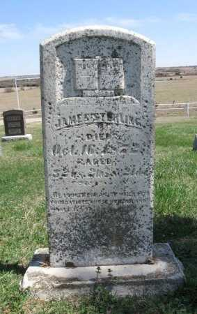 STERLING, JAMES ALBERT, JR - Chautauqua County, Kansas   JAMES ALBERT, JR STERLING - Kansas Gravestone Photos