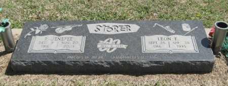 BANNING STORER, PAULINE P - Chautauqua County, Kansas   PAULINE P BANNING STORER - Kansas Gravestone Photos