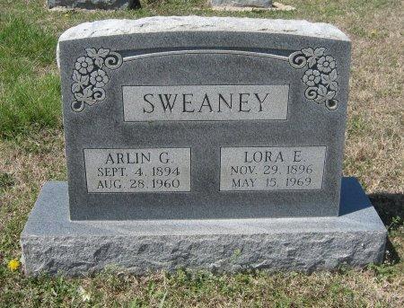 MORGAN SWEANEY, LORA E - Chautauqua County, Kansas | LORA E MORGAN SWEANEY - Kansas Gravestone Photos