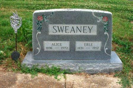 SWEANEY, ALICE - Chautauqua County, Kansas   ALICE SWEANEY - Kansas Gravestone Photos