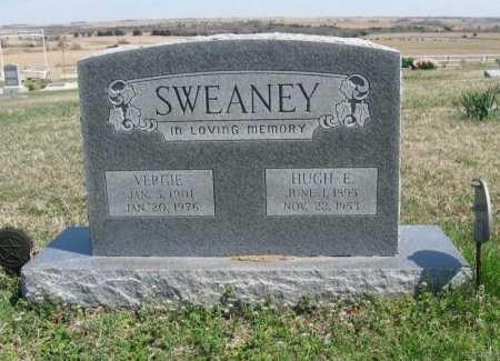 SWEANEY, VERGIE - Chautauqua County, Kansas   VERGIE SWEANEY - Kansas Gravestone Photos
