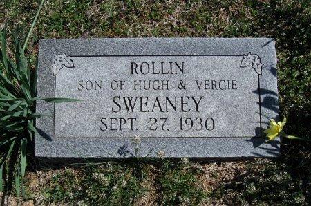 SWEANEY, ROLLIN - Chautauqua County, Kansas | ROLLIN SWEANEY - Kansas Gravestone Photos
