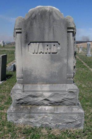 WARD, FAMILY STONE - Chautauqua County, Kansas   FAMILY STONE WARD - Kansas Gravestone Photos
