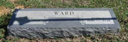 WARD, LILLIE PEARL - Chautauqua County, Kansas | LILLIE PEARL WARD - Kansas Gravestone Photos