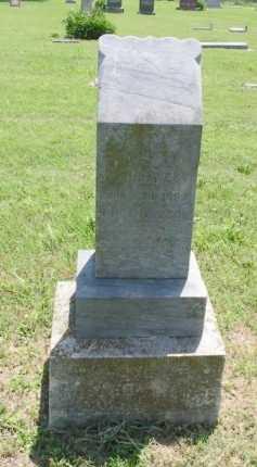WEST, CHARLIE EARL - Chautauqua County, Kansas   CHARLIE EARL WEST - Kansas Gravestone Photos