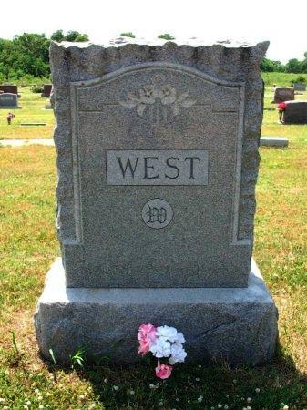 WEST, FAMILY STONE - Chautauqua County, Kansas | FAMILY STONE WEST - Kansas Gravestone Photos