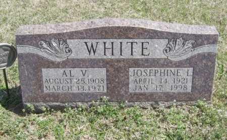 WHITE, JOSEPHINE LOIS - Chautauqua County, Kansas   JOSEPHINE LOIS WHITE - Kansas Gravestone Photos