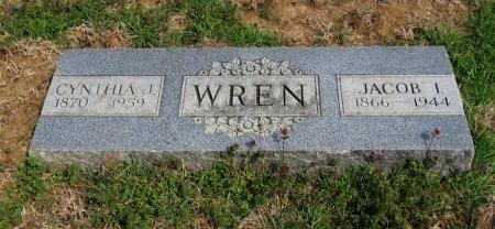 WREN, JACOB IRA - Chautauqua County, Kansas | JACOB IRA WREN - Kansas Gravestone Photos