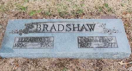 BILES BRADSHAW, ELIZABETH - Cherokee County, Kansas | ELIZABETH BILES BRADSHAW - Kansas Gravestone Photos