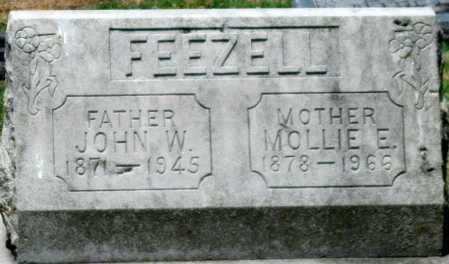 FREEZELL, JOHN W - Cherokee County, Kansas | JOHN W FREEZELL - Kansas Gravestone Photos