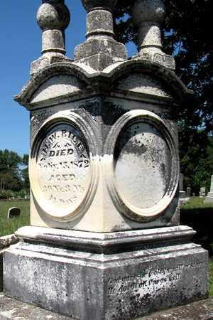 RICE, HENRY W - Cherokee County, Kansas   HENRY W RICE - Kansas Gravestone Photos