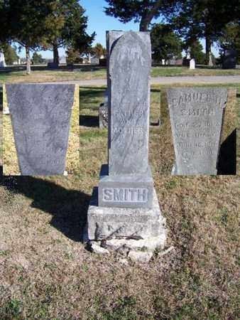 STONE SMITH, JANE - Cloud County, Kansas | JANE STONE SMITH - Kansas Gravestone Photos