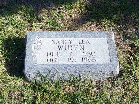 LABARGE WIDEN, NANCY LEA - Cloud County, Kansas | NANCY LEA LABARGE WIDEN - Kansas Gravestone Photos