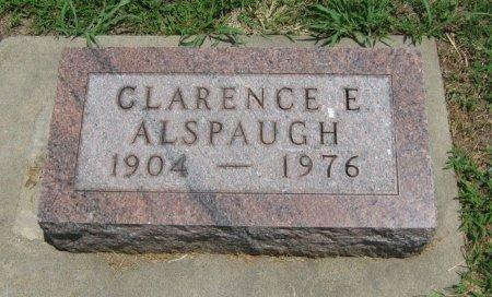 "ALLSPAUGH, CLARENCE EDWIN ""SWEDE"" - Cowley County, Kansas   CLARENCE EDWIN ""SWEDE"" ALLSPAUGH - Kansas Gravestone Photos"