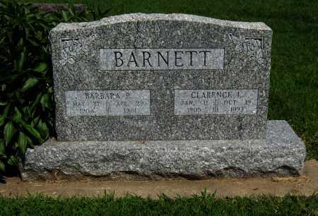 BARNETT, CLARENCE LEE - Cowley County, Kansas   CLARENCE LEE BARNETT - Kansas Gravestone Photos