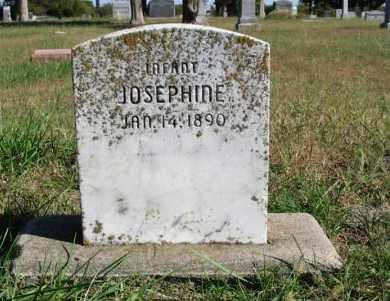 BARNETT, JOSEPHINE - Cowley County, Kansas | JOSEPHINE BARNETT - Kansas Gravestone Photos