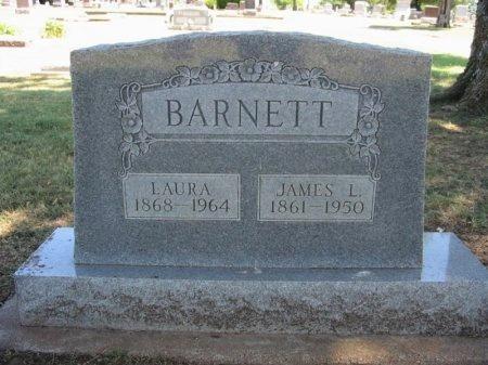BARNETT, LAURA - Cowley County, Kansas   LAURA BARNETT - Kansas Gravestone Photos