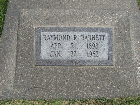 BARNETT, RAYMOND ROGERS (VETERAN WWI) - Cowley County, Kansas | RAYMOND ROGERS (VETERAN WWI) BARNETT - Kansas Gravestone Photos