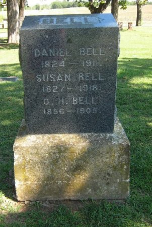 BELL, OLIVER H - Cowley County, Kansas | OLIVER H BELL - Kansas Gravestone Photos