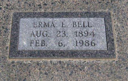 BELL, ERMA L - Cowley County, Kansas   ERMA L BELL - Kansas Gravestone Photos
