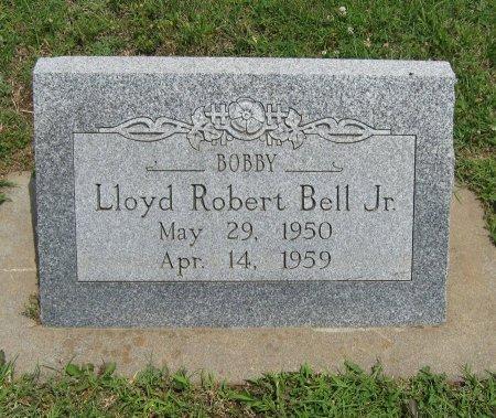 "BELL, LLOYD ROBERT, JR  ""BOBBY"" - Cowley County, Kansas   LLOYD ROBERT, JR  ""BOBBY"" BELL - Kansas Gravestone Photos"