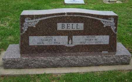 BELL, IVORY MYRTLE - Cowley County, Kansas | IVORY MYRTLE BELL - Kansas Gravestone Photos