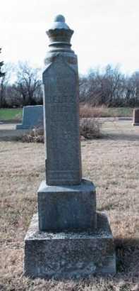 BELTZ, HARRISON - Cowley County, Kansas | HARRISON BELTZ - Kansas Gravestone Photos