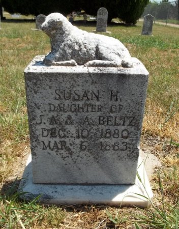BELTZ, SUSAN H - Cowley County, Kansas | SUSAN H BELTZ - Kansas Gravestone Photos