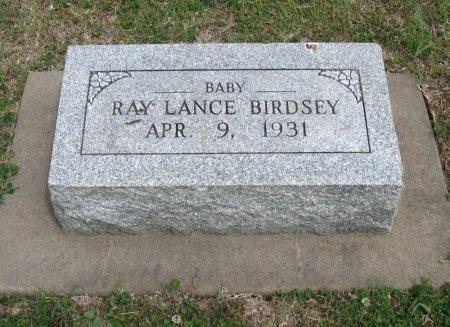 BIRDSEY, RAY LANCE - Cowley County, Kansas   RAY LANCE BIRDSEY - Kansas Gravestone Photos