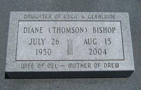 BISHOP, DIANE C - Cowley County, Kansas   DIANE C BISHOP - Kansas Gravestone Photos