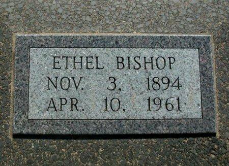 BISHOP, ETHEL - Cowley County, Kansas   ETHEL BISHOP - Kansas Gravestone Photos