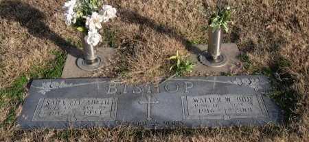 BISHOP, SARA ELIIZABETH - Cowley County, Kansas | SARA ELIIZABETH BISHOP - Kansas Gravestone Photos