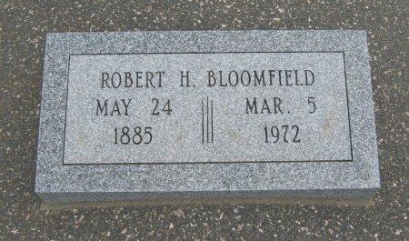 BLOOMFIELD, ROBERT H - Cowley County, Kansas | ROBERT H BLOOMFIELD - Kansas Gravestone Photos