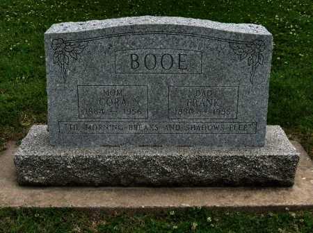 BOOE, FRANK LEE - Cowley County, Kansas | FRANK LEE BOOE - Kansas Gravestone Photos